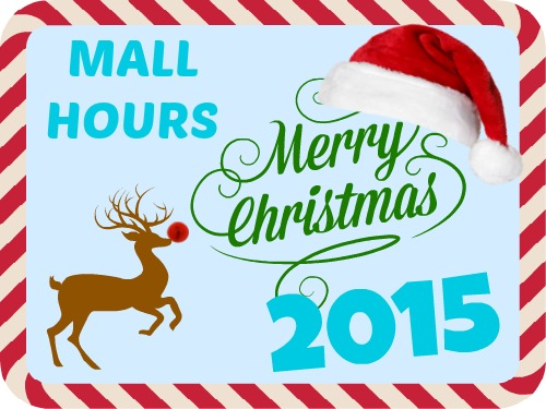 Metro Manila Mall Hours 2015 Featured Image