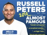Watch Russell Peters in Manila on Feb 22!