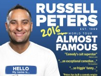 Russell Peters Poster Almost Famous Manila Feb 22 Featured Image