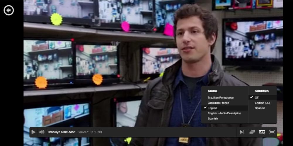 Netflix Philippines Playback Screenshot Audio Languages