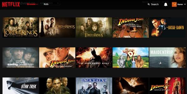 Netflix Philippines Sample Shows