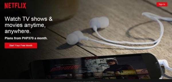 Netflix Philippines Start Your Free Trial