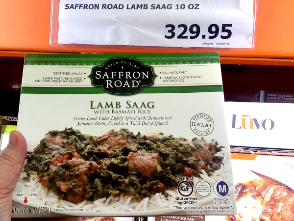 SnR Jan 2016 Saffron Road Lamb Saag
