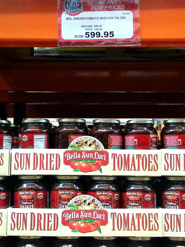 SnR Jan 2016 Sun Dried Tomatoes