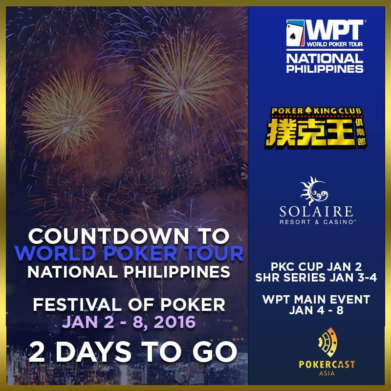 World Poker Philippines 2016
