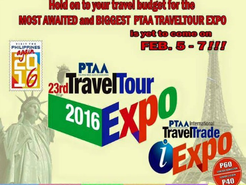 Phil Travel Tour Expo Feb. 5-7 & Tips To Make the Most of It!