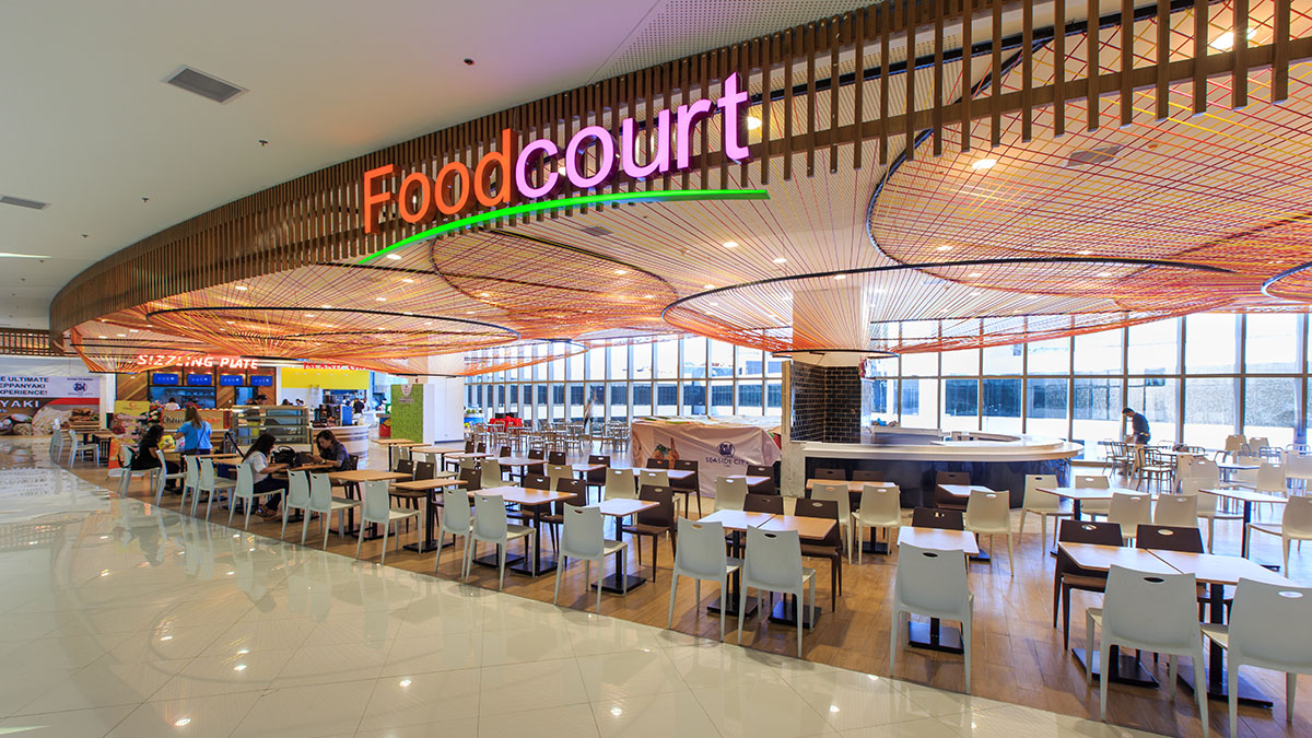 SM Seaside City Cebu Food Court