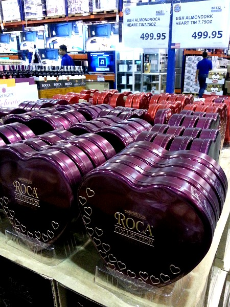 SnR Feb 2016 Almond Roca Valentines Heart Tins Violet