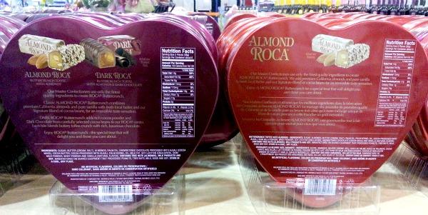 SnR Feb 2016 Almond Roca Valentines Heart Tins