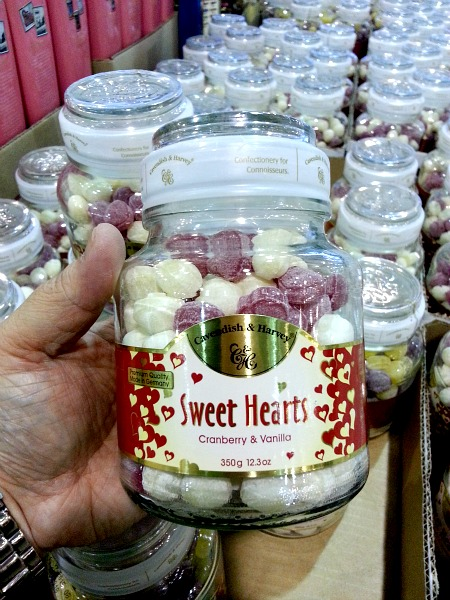 SnR Feb 2016 Cavendish Harvey Sweet Heart Candy Cranberry Vanilla