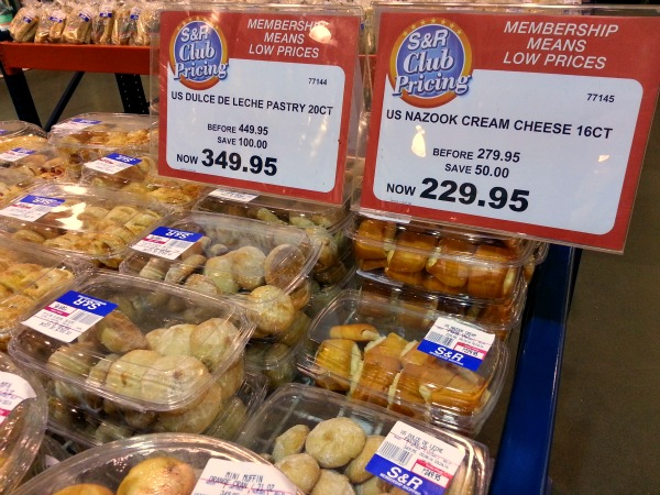 SnR Feb 2016 Cream Cheese Dulce de Leche pastries