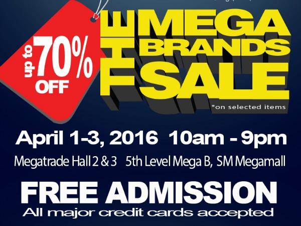 14th MegaBrands Summer Sale This Weekend!