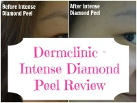 Dermclinic Intense Diamond Peel Review Featured Image