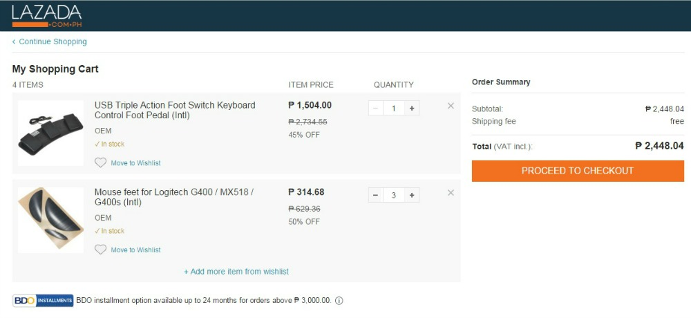 Lazada Hello Pay Ordering Cart Resized