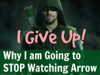 Arrow Give Up Stop Watching Featured Image