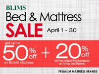 Blims Bed Mattress Sale Featured Image