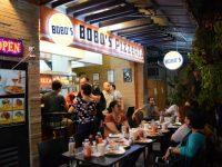 Bobos Pizzeria Dining Area