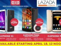 Lazada Elephone Launch