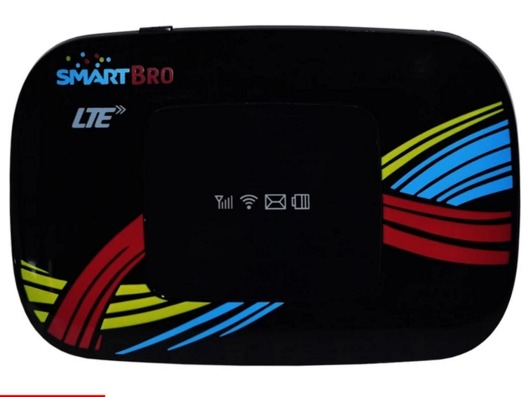 Smart LTE Pocket Wifi Now Only P1,995!
