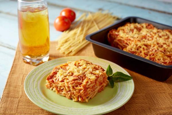 Apple-Licious Spaghetti