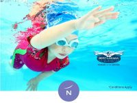 Novotel Bert Lozada Swim School Discount Flyer Featured Image
