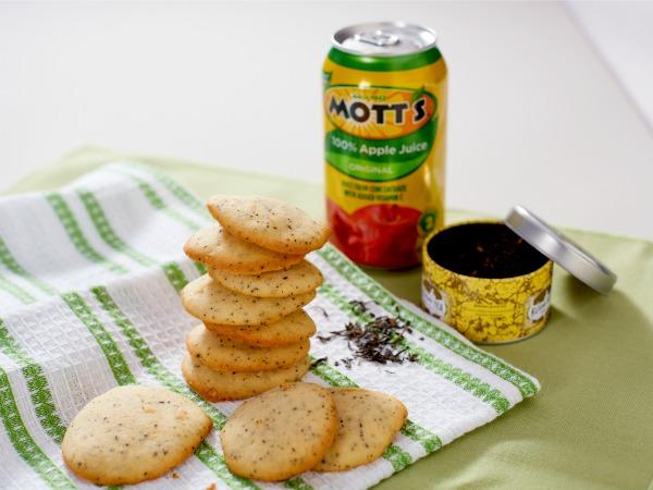 Tete-A-Tea Cookies