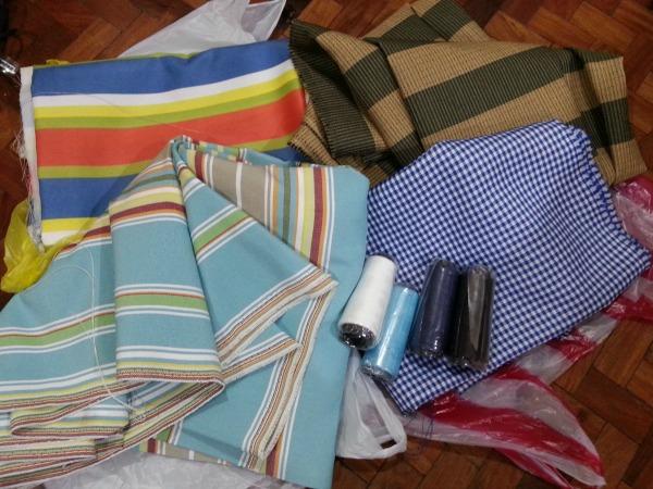 Ylaya Street Divisoria Cloth Haul