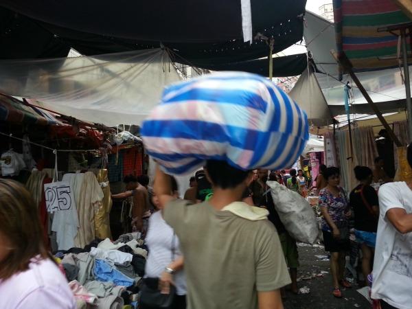 Ylaya Street Divisoria