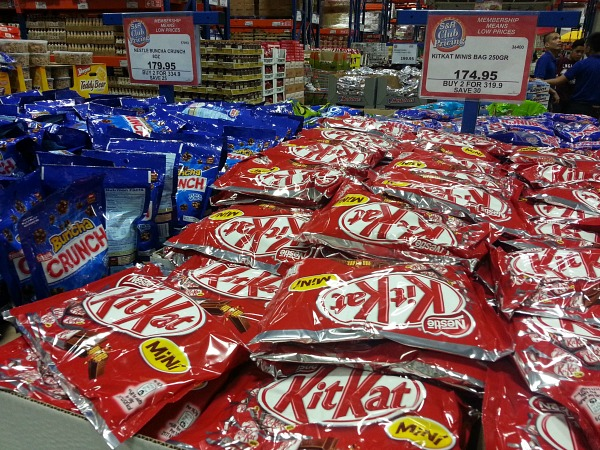 Kitkat Crunch