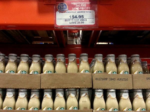 Starbucks Frap Smores