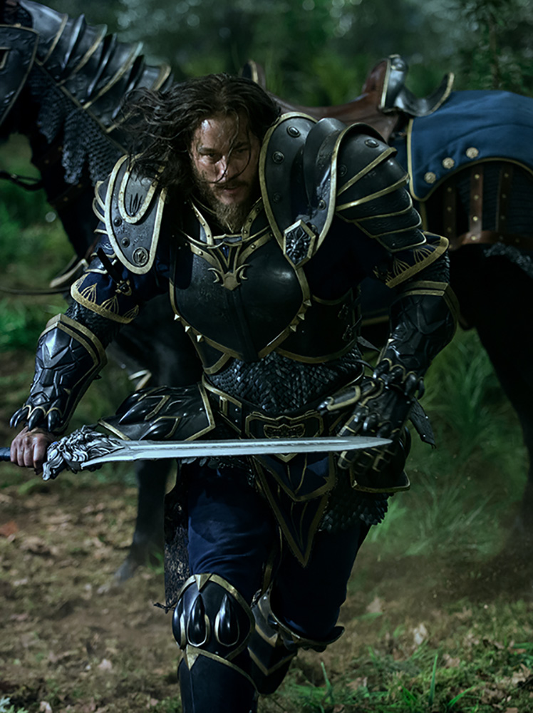Warcraft Movie Anduin Lothar
