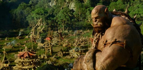 Warcraft Movie Orc Camp
