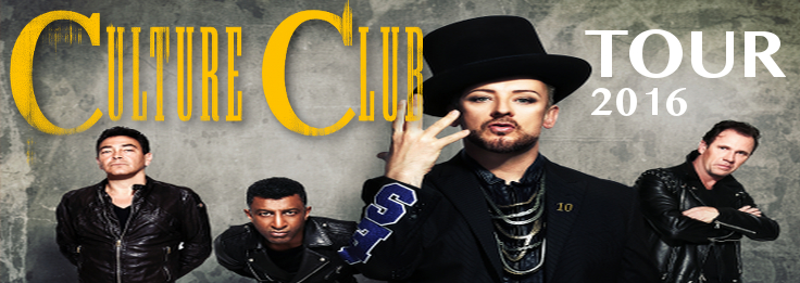 Culture Club Boy George