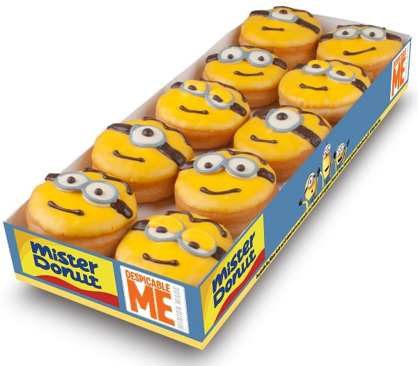 MD Despicable Me_Donuts