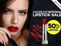 Maybelline Lazada Lipstick Sale