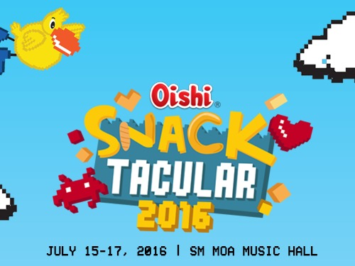 Oishi Snacktacular 2016 Featured Image