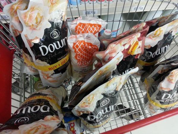 Robinsons Supermarket Downy Buy 1 Take 1