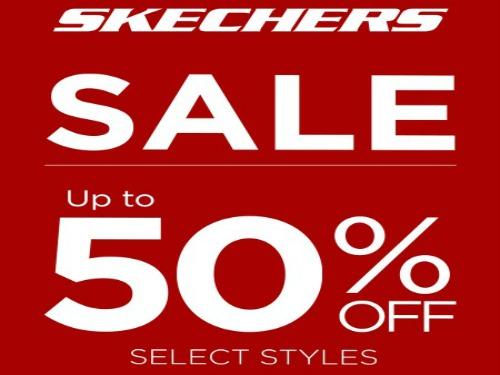 Skechers End of Season SALE for all of August 2016!