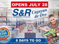 SnR Opens in Cagayan de Oro