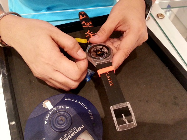 Swatch Trinoma Free Battery Replacement 2