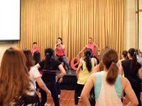 Regine Tolentino Zumba Jeunesse Anion Marriott
