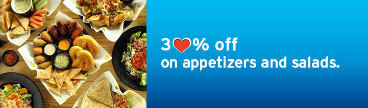 The Bistro Group Citibank 30% OFF Promo