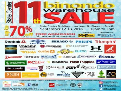 eb0b4d943426 11th Binondo Warehouse Sale Sept. 12 - 18 - Karen MNL