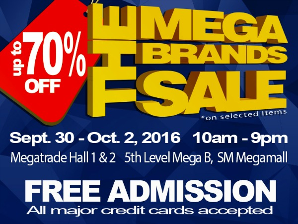 The 16th MegaBrands SALE Is This Weekend!