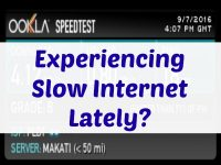 Experiencing Slow Internet Featured Image