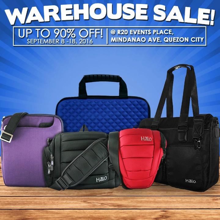 Halo Warehouse Sale Sept 8 2016 Facebook 2