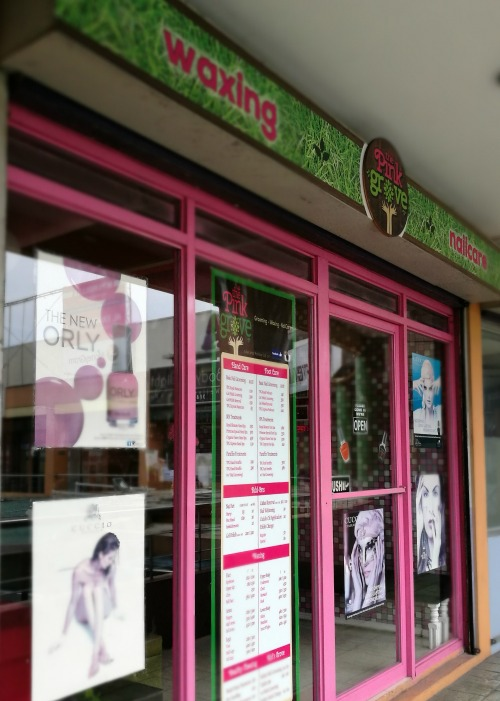 The Pink Grove Waxing Nailcare