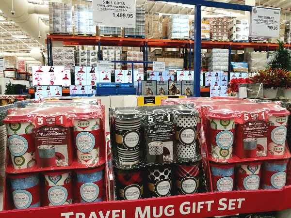 Christmas Travel Mugs 5 in 1