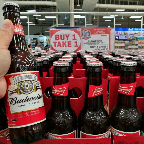 Budweiser Buy 1 Take 1