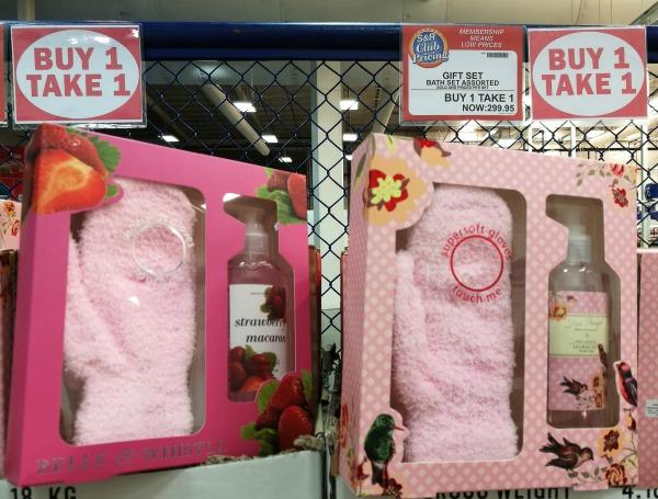 Bath Sets Buy 1 Take 1